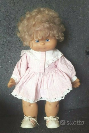 Migliorati bambola tipo cabbage patch vintage