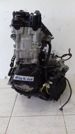 Blocco motore suzuki gsx r