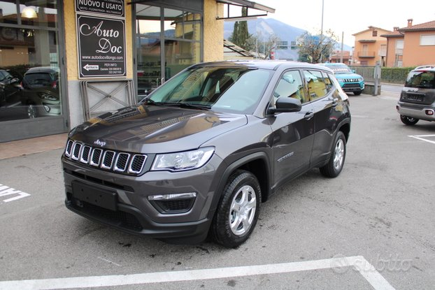 Jeep Compass 1.3 TURBO T4 2WD LONGITUDE