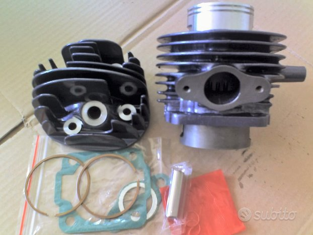 Gruppo Termico Modifica 75 - 90 - 105cc Vespa 50 S