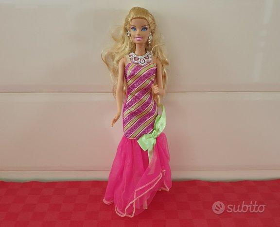 Barbie in Outfit Vestito da Sera Collezione 2009