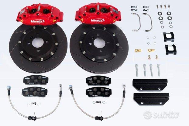 Impianto freni maggiorato Alfa Romeo MITO 330 mm