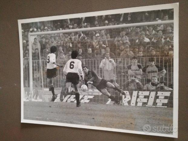 Brescia - Inter 0-1 86/87 - foto originale rigore