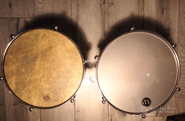 Timbales LP Thunder prima edizione Timbs Coppia