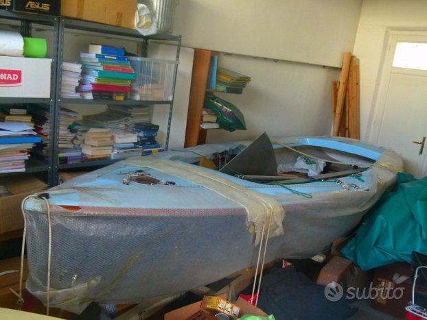 Barca a vela classe Finn Cantiere Clipper, Sanremo