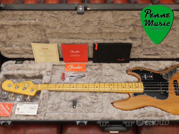 Fender Jazz Bass American Professional II MN
