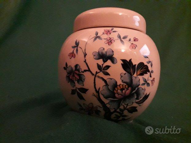 Vaso ceramica con tappo Ginger Jar Sadler England