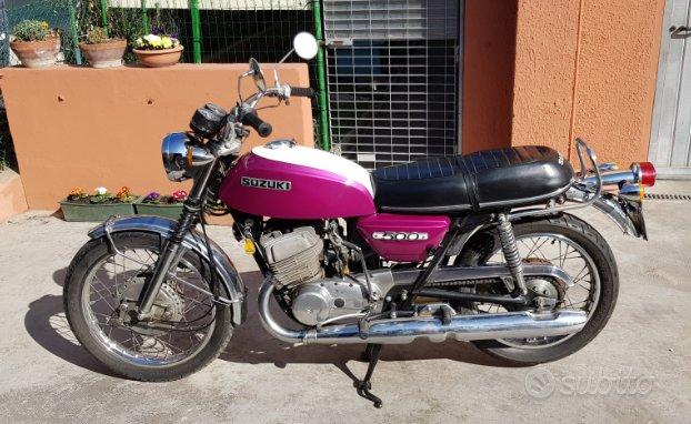 Suzuki T 500 - T500