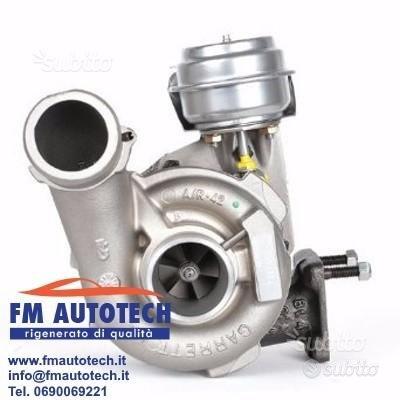 Turbina Garrett 712766 Alfa, Fiat, Lancia 1.9 JTD