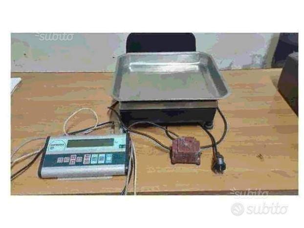 Bilancia contapezzi elettronica suprema VS40