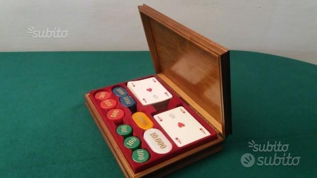 Set poker anni 70