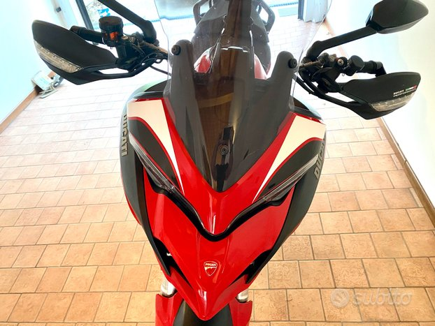 Ducati Multistrada 1200 DVT ABS Full Opt