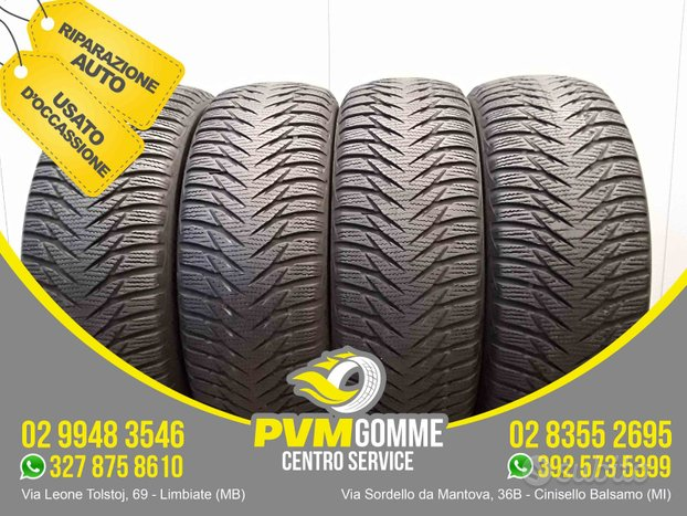 Gomme usate 205 55 16 91h goodyear inv au