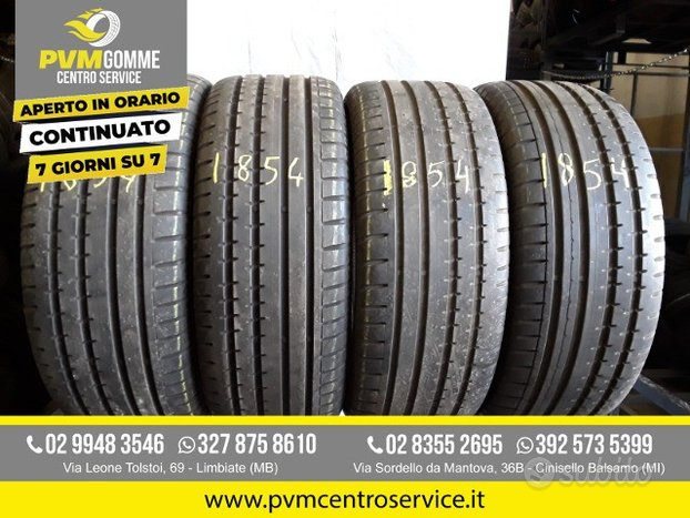 Gomme usate 265 45 20 104y estive