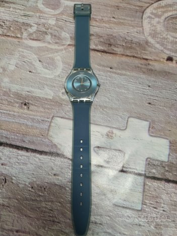 Orologio Swatch Water Resistant Ultra Sottile