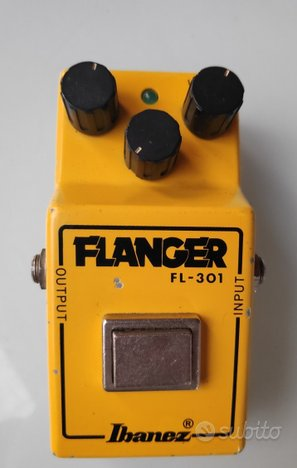 Ibanez FL301 Flanger 1979 Made in Japan Narrow box