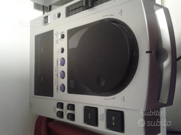 CDJ 100s pioneer nexus 2000 Technics dj consolle