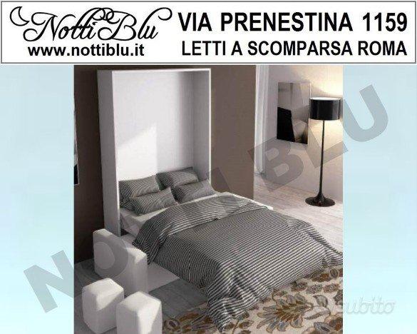 Subito Impresa+ - Notti Blu - Letto a Scomparsa Matrimoniale ...