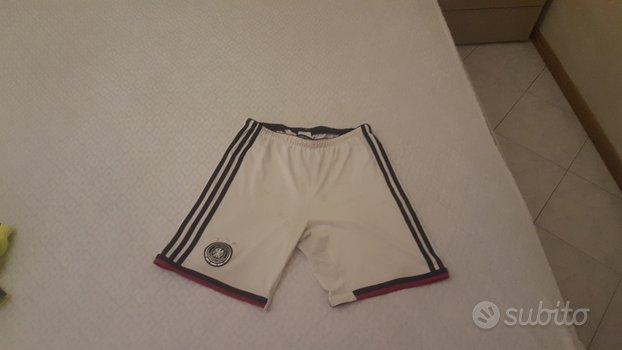 Pantaloncini calcio germania adidas