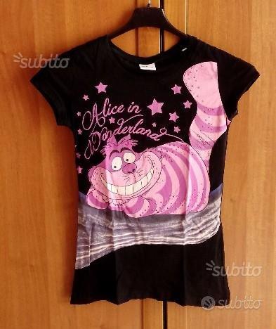 T-shirt Disney Stregatto