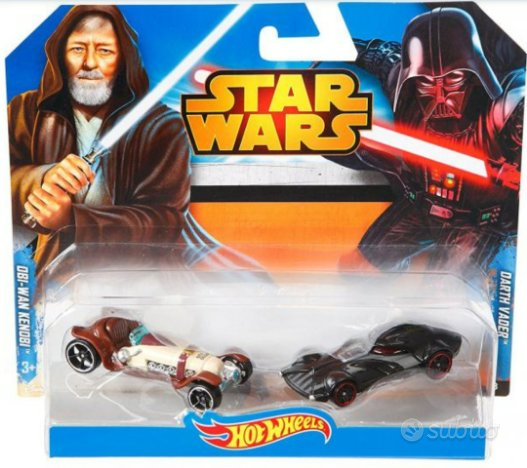 Hot Wheels 1/64 - Star Wars Obi-Wan Kenobi-Darth V