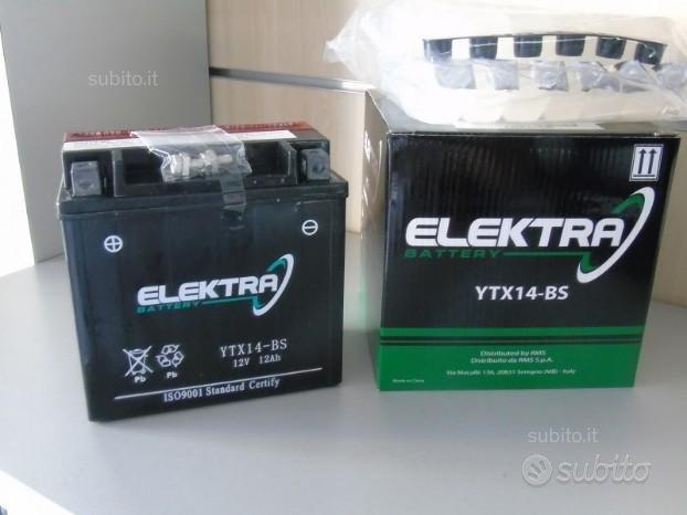 Batteria YTX14-BS ELEKTRA Piaggio Beverly