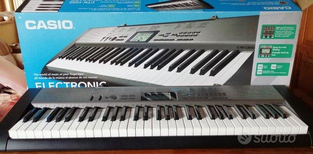 Pianola Casio CTK 1300
