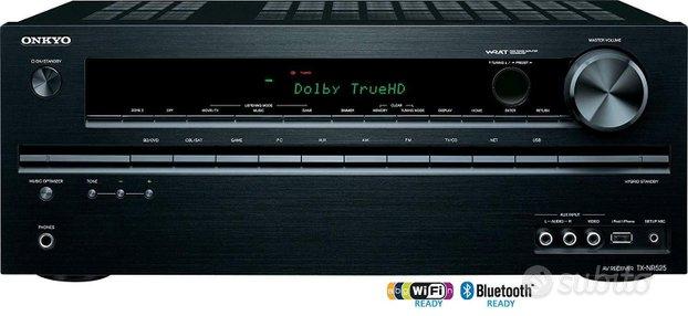 AMPLIFICATORE ONKYO TX-NR525 5.2 130Wx5 USB Net 4K