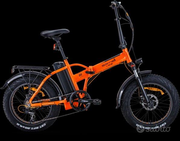 Bici Elettrica Assistit Fat Bikepieghevole 40/50km