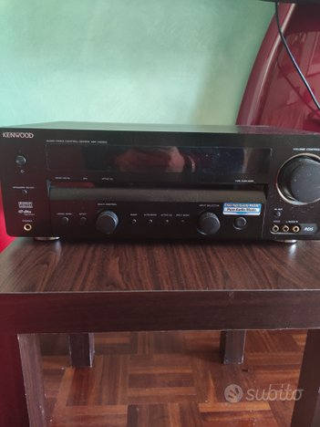 Home theatre dolby surround kenwood