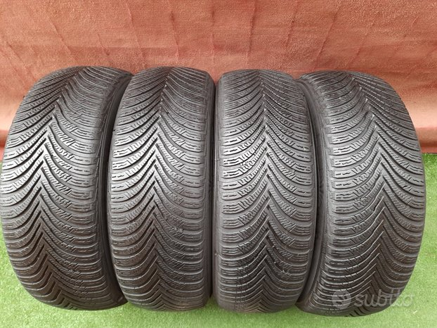 205 60 16 Gomme Invernali Usate Michelin 205 60R16