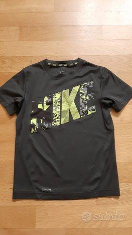 Lotto T-Shirt magline tennis Bambino 8-9 anni Orig