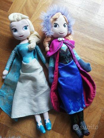 Frozen bambole Anna ed Elsa collection