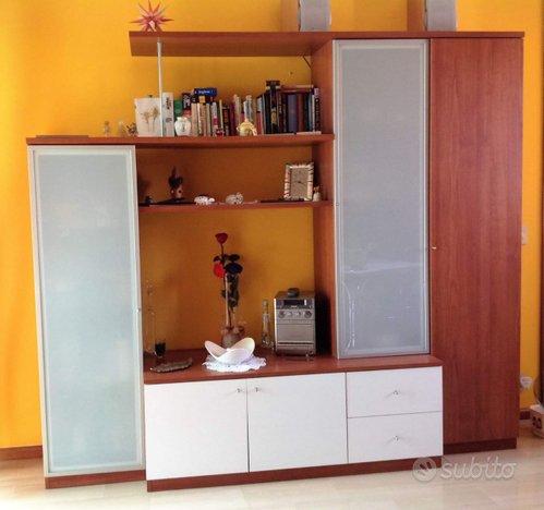 MOBILE soggiorno in ciliegio - Arredamento e Casalinghi In ...
