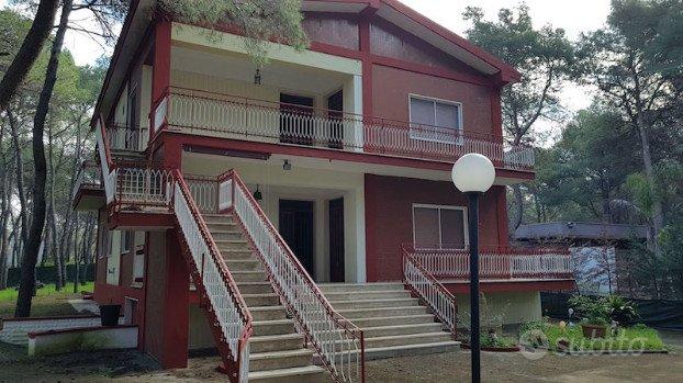 Villa castellaneta marina
