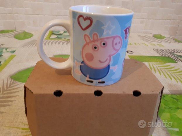 Tazza mug George e Peppa Pig/Kinnerton