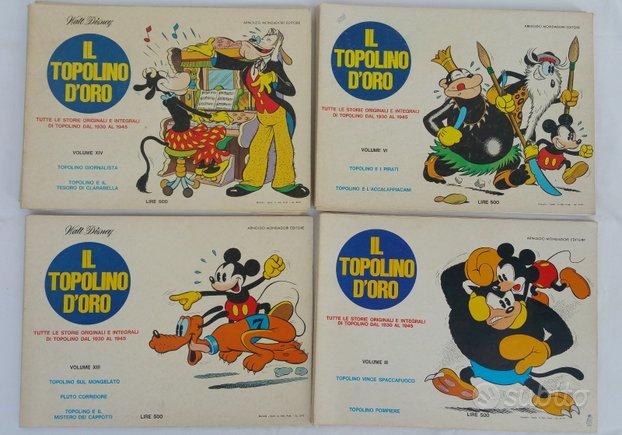 Fumetti vintage anni 60 /70 - Topolino e vari
