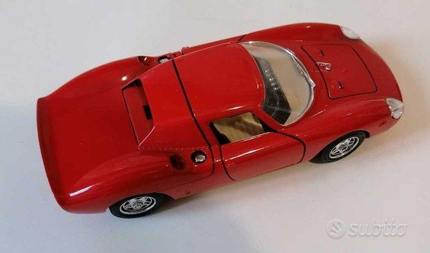 Ferrari 250 Le Mans Burago 1:18