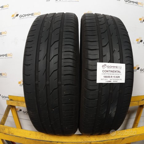 Gomme estive usate 185/55 15 82H