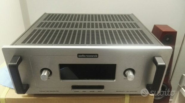 Preamplificatore Audio Research Reference 3