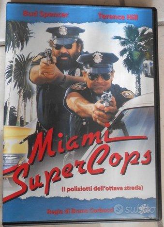 DVD Miami Supercops