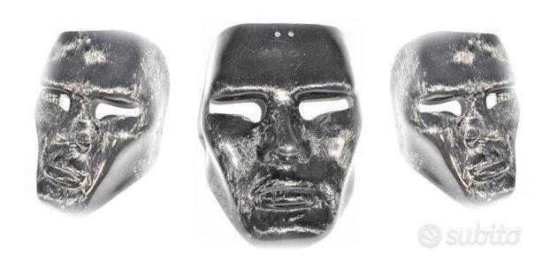 Maschera BALENTE Sardo CARBON