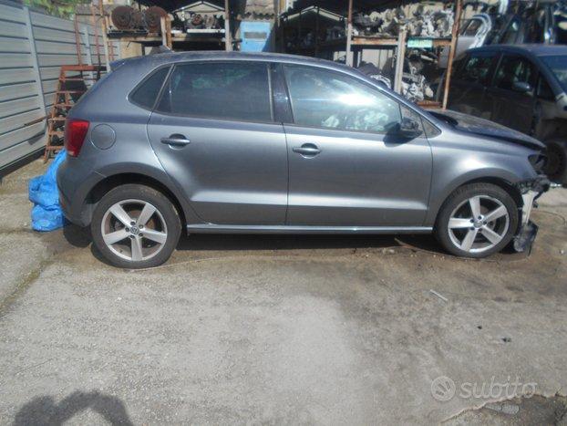 Volkswagen polo 1.6 tdi 90 cv cambio automatico