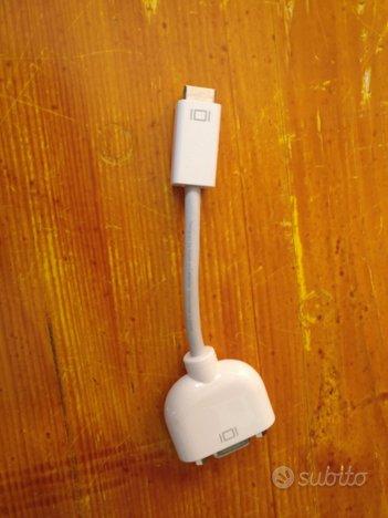 Adattatori video Apple, VGA-DVI-Display Port