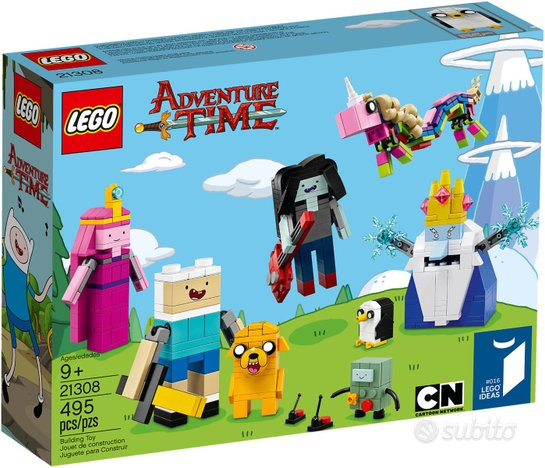 LEGO Ideas 21308 - Adventure Time(TM)