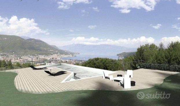 Villa di nuova costruzione in una posizione panora