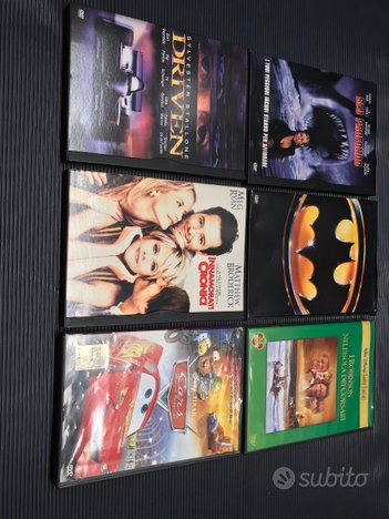 6 Film in DVD