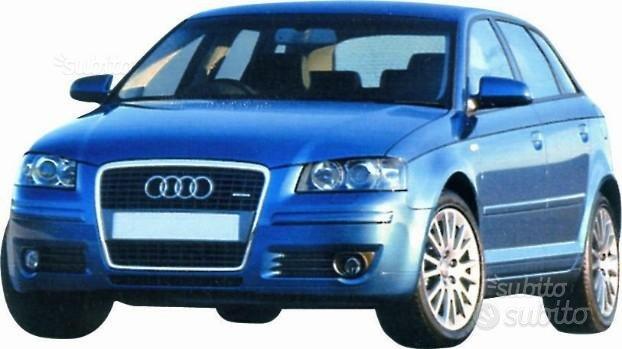 Ricambi auto NUOVI Audi A3 2005 al 2008