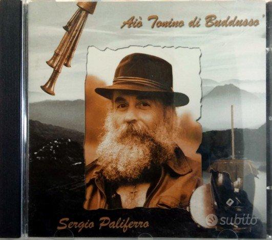 Aio Tonino Di Buddusso - Sergio Paliferro cd