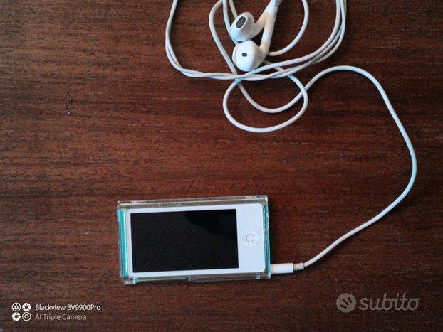 Ipod nano 7 generazione usato